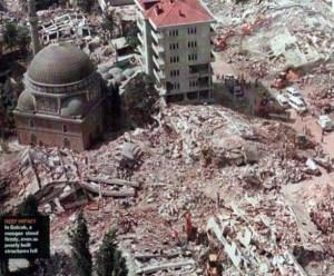 Turkey Quake Damage